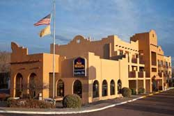 pet friendly hotel santa fe best western