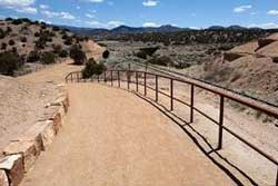 santa fe dog park santa fe rail-trail