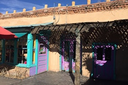 Pet friendly restaurants in Santa Fe, New Mexico: The Shed
